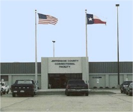 Jefferson County Jail in Texas