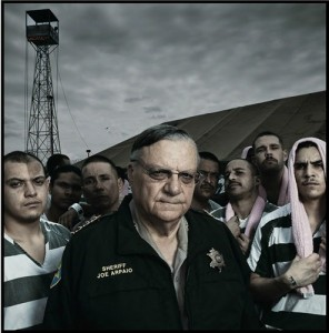 Sheriff Joe Arpaio of the infamous Maricopa County Jail in Arizona