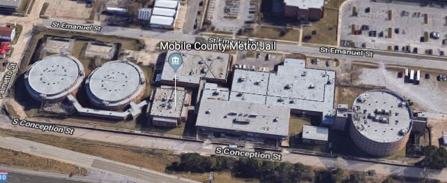 Mobile County Metro Jail Facility Inmate Account