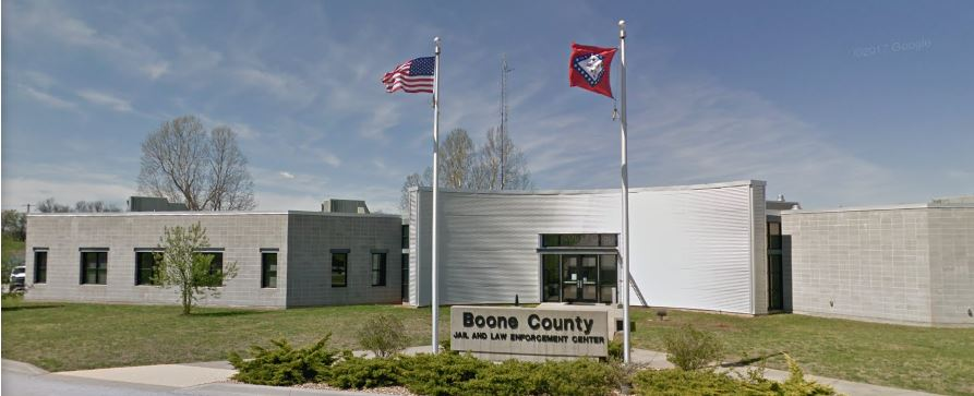 boone county ar jail roster