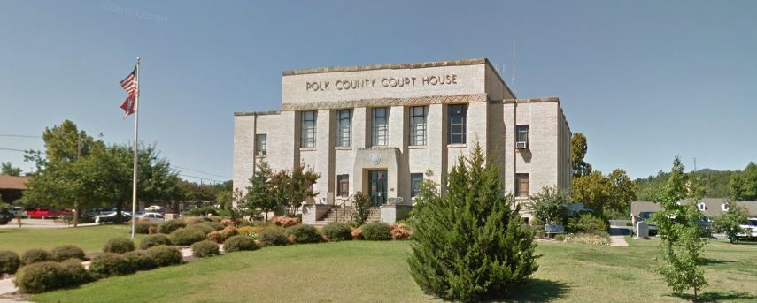 Polk County Courthouse / Sheriff's Department