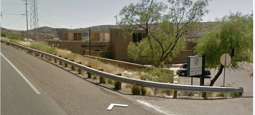 Greenlee County Jail Arizona