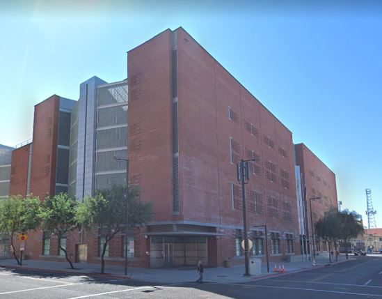 Maricopa County 4th Avenue Jail Visitation
