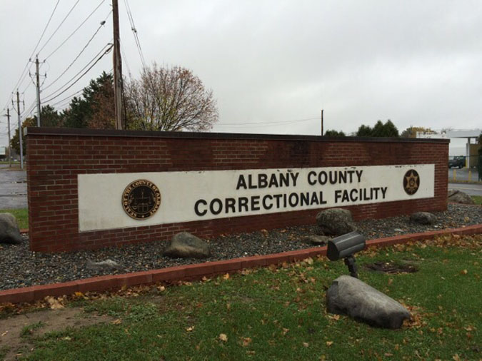 Albany County Correctional Facility located in Albany NY (New York) 2