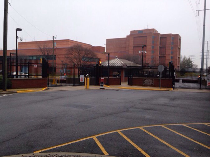 Alexandria Detention Center located in Alexandria VA (Virginia) 1