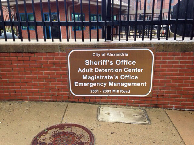Alexandria Detention Center located in Alexandria VA (Virginia) 2