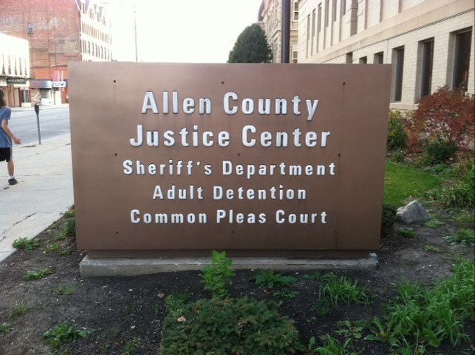 Allen County Jail located in Lima OH (Ohio) 2