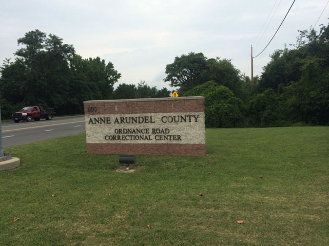 Anne Arundel County Correctional Ctr located in Glen Burnie MD (Maryland) 2
