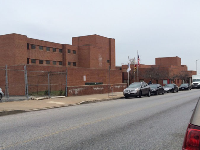 Baltimore City Correctional Center located in Baltimore MD (Maryland) 3