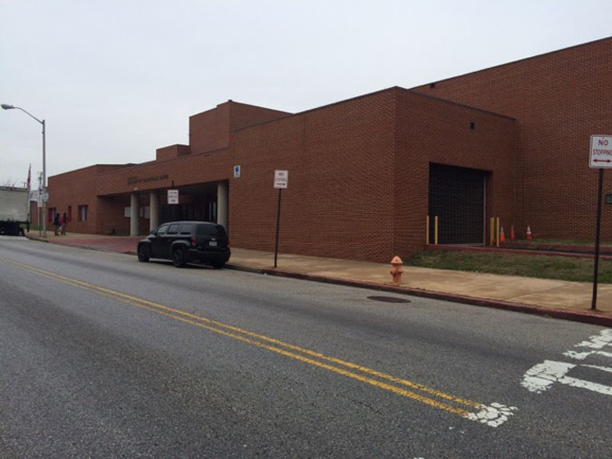Baltimore City Correctional Center located in Baltimore MD (Maryland) 5