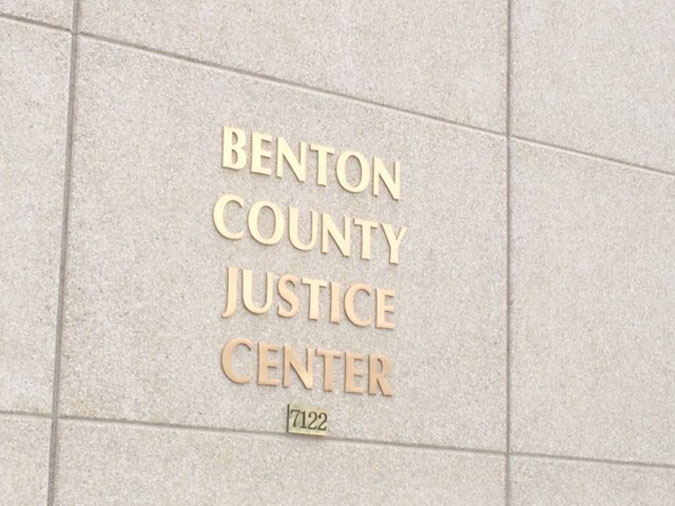 Benton County Jail located in Kennewick WA (Washington) 2