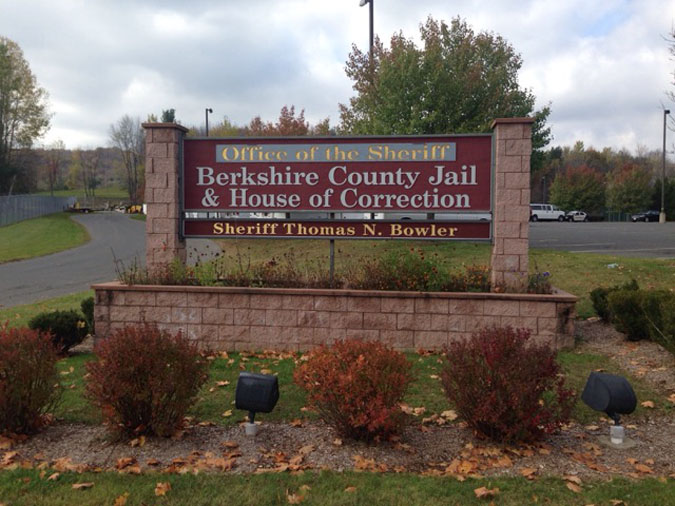 Berkshire Co Jail House of Correction located in Pittsfield MA (Massachusetts) 2
