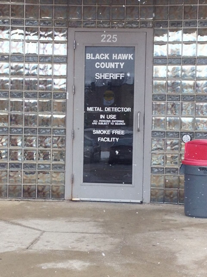 Black Hawk County Jail located in Waterloo IA (Iowa) 1
