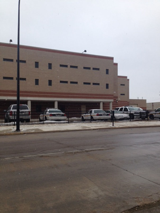 Black Hawk County Jail located in Waterloo IA (Iowa) 4
