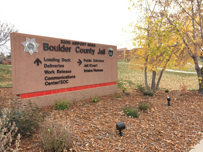 Boulder County Jail located in Boulder CO (Colorado) 2