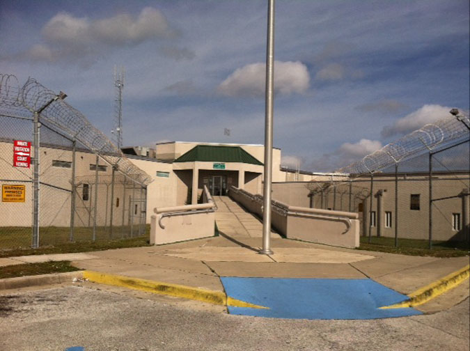 Brevard County Jail located in Cocoa FL (Florida) 1