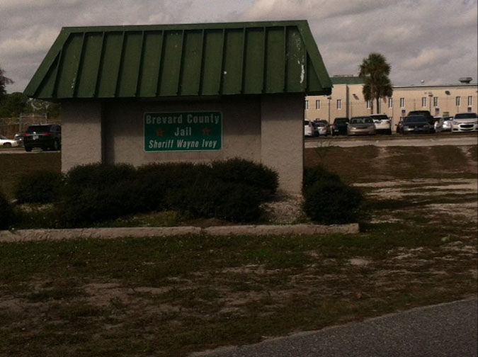 Brevard County Jail located in Cocoa FL (Florida) 2