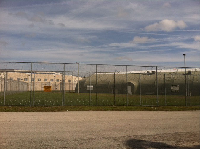 Brevard County Jail located in Cocoa FL (Florida) 3