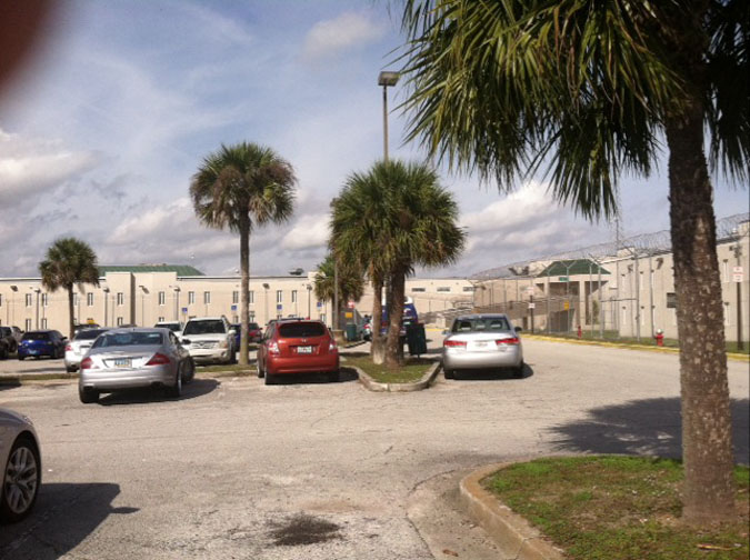 Brevard County Jail located in Cocoa FL (Florida) 4
