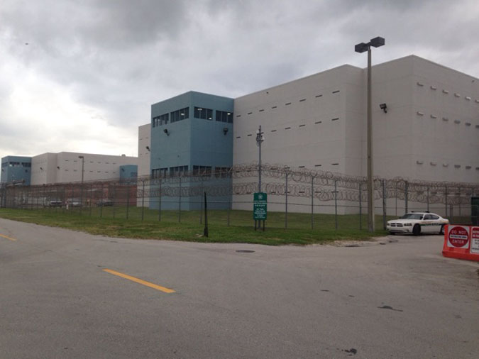 Broward County Jail Paul Rein Detention Facility located in Pompano Beach FL (Florida) 3