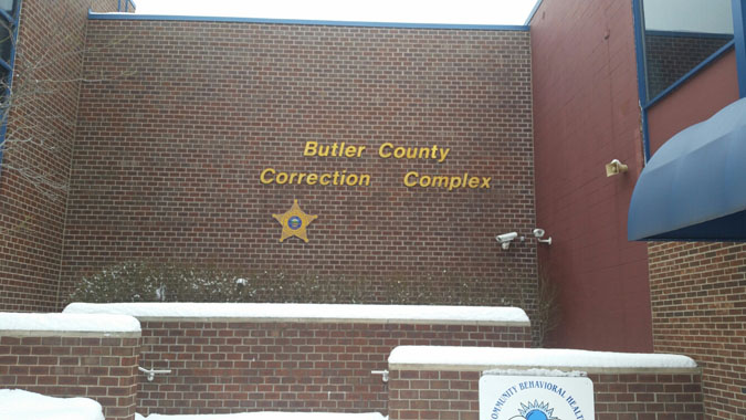 Butler County Resolutions Minimum Security Jail Visitation | Mail