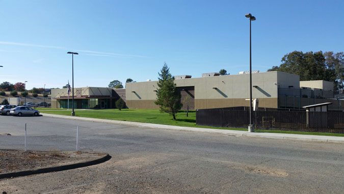 Butte County Juvenile Hall located in Oroville CA (California) 4