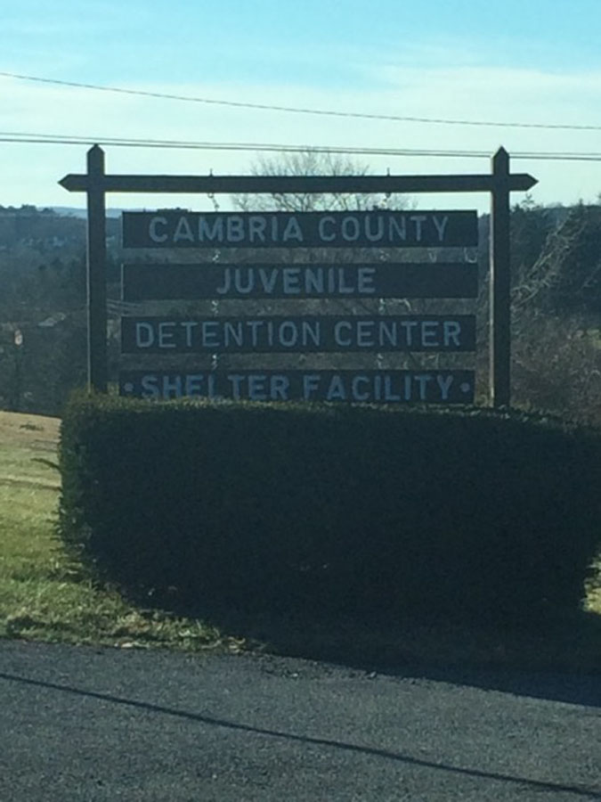 Cambria County Juvenile Detention Ctr located in Ebensburg PA (Pennsylvania) 2