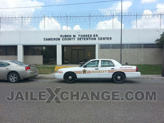 Cameron County Detention Center I located in Brownsville TX (Texas) 1