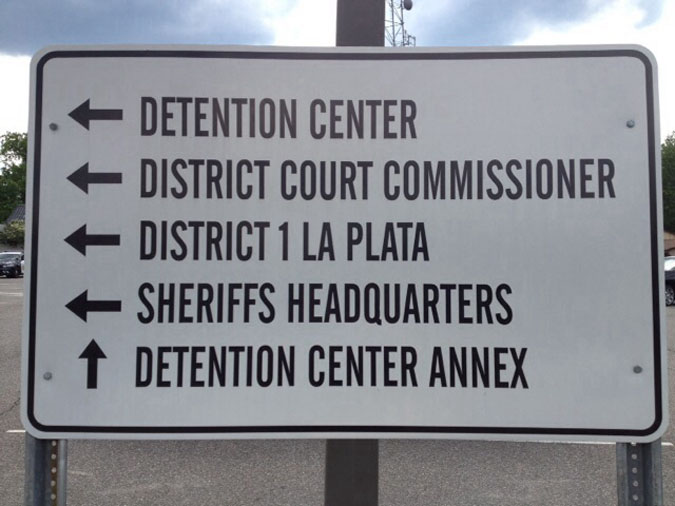 Charles County Detention Center Annex located in La Plata MD (Maryland) 2