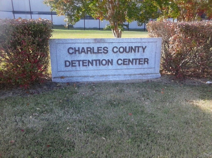 Charles County Detention Center located in La Plata MD (Maryland) 2