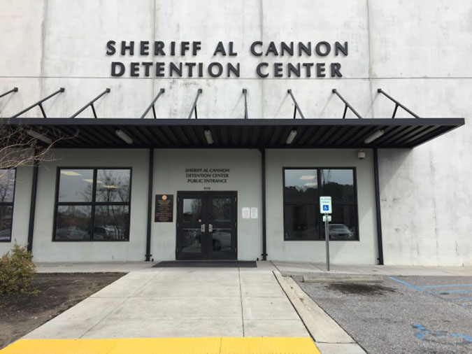 Charleston County Detention Center located in Charleston SC (South Carolina) 1