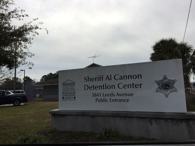 Charleston County Detention Center located in Charleston SC (South Carolina) 2