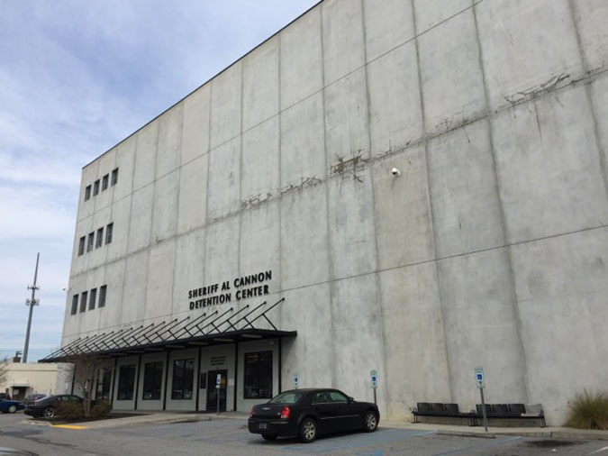 Charleston County Detention Center located in Charleston SC (South Carolina) 4
