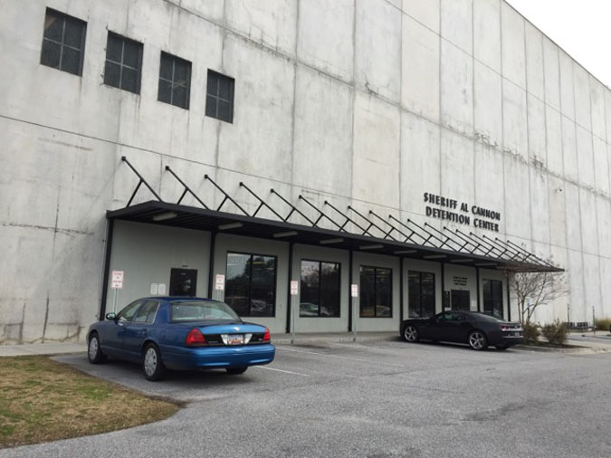 Charleston County Detention Center located in Charleston SC (South Carolina) 5
