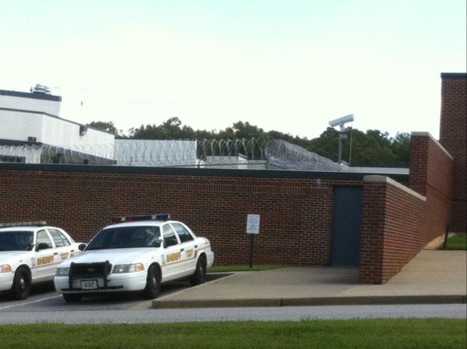 Cherokee County Jail located in Canton GA (Georgia) 3