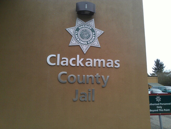 Clackamas County Jail located in Oregon City OR (Oregon) 2