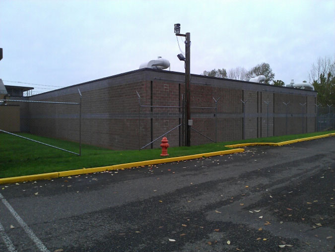 Clackamas County Jail located in Oregon City OR (Oregon) 3