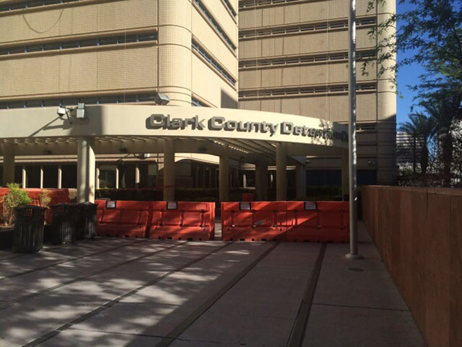 Clark County Detention Center located in Las Vegas NV (Nevada) 2