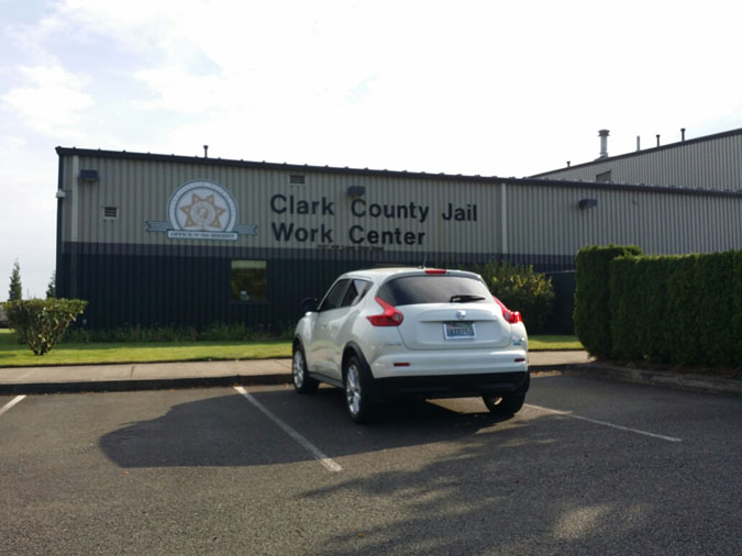 Clark County Jail Work Center located in Vancouver WA (Washington) 1