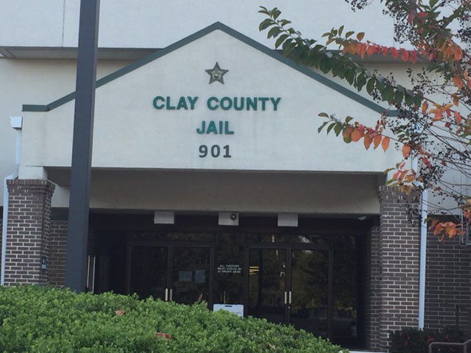 Clay County Jail located in Green Cove Springs FL (Florida) 2