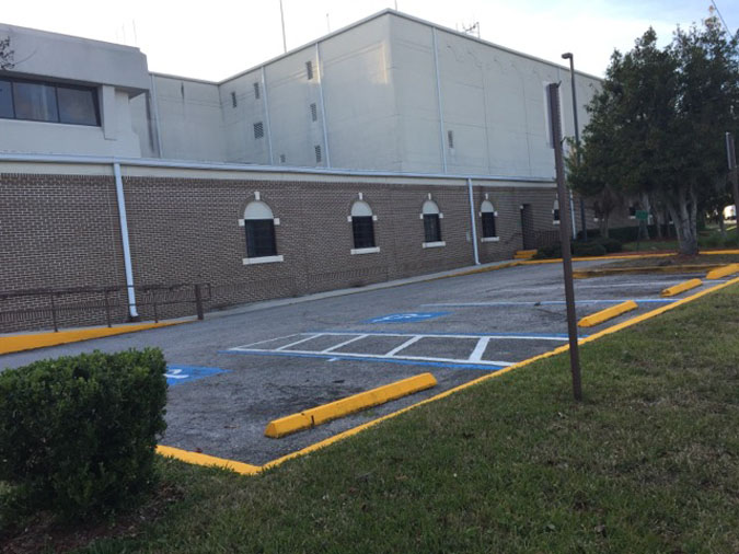 Clay County Jail located in Green Cove Springs FL (Florida) 3