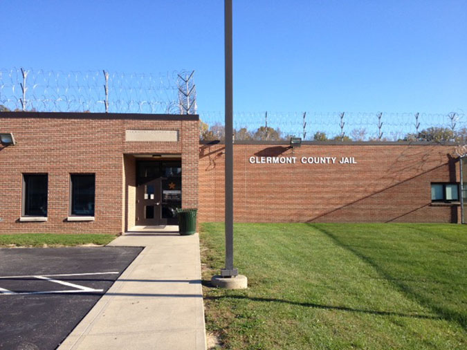 Clermont County Jail located in Batavia OH (Ohio) 1