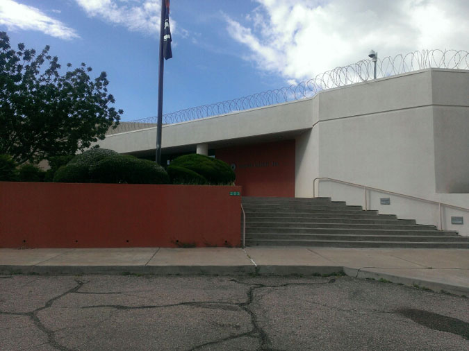Cochise County Jail Main Jail located in Bisbee AZ (Arizona) 1