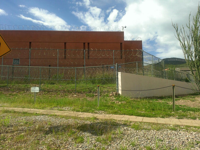Cochise County Jail Main Jail located in Bisbee AZ (Arizona) 3