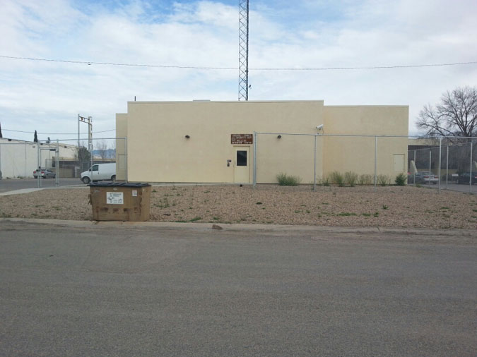 Cochise County Jail Wilcox Jail located in Wilcox AZ (Arizona) 1