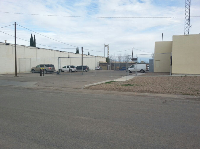 Cochise County Jail Wilcox Jail located in Wilcox AZ (Arizona) 3