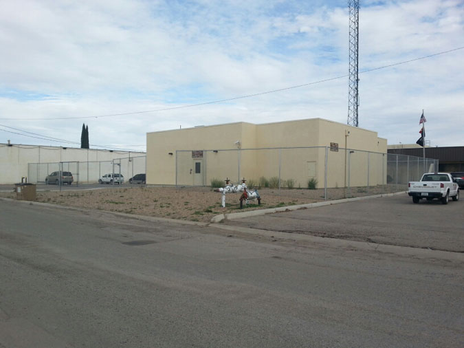 Cochise County Jail Wilcox Jail located in Wilcox AZ (Arizona) 4