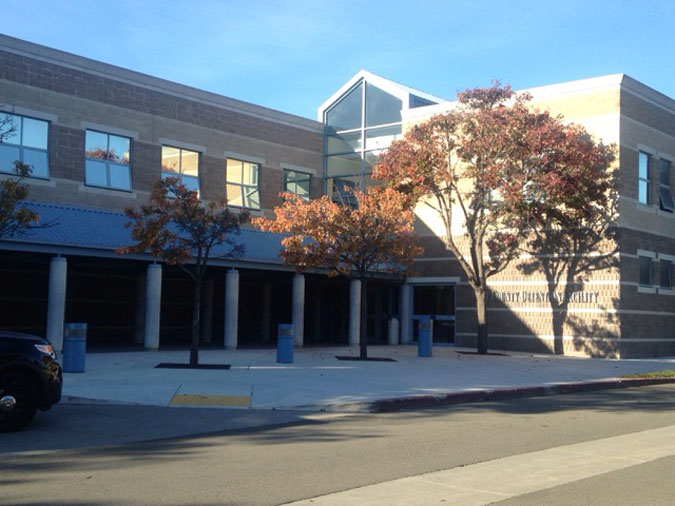 Contra Costa County JailWest County Detention Facility located in Richmond CA (California) 1