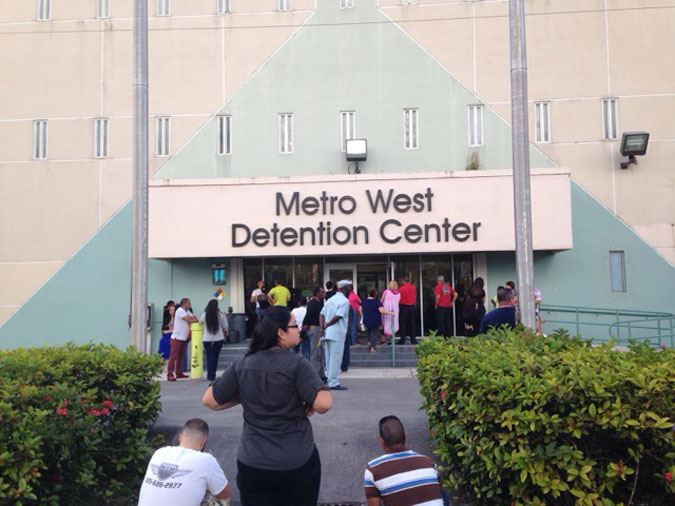 Dade County Metro West Detention located in Miami FL (Florida) 1