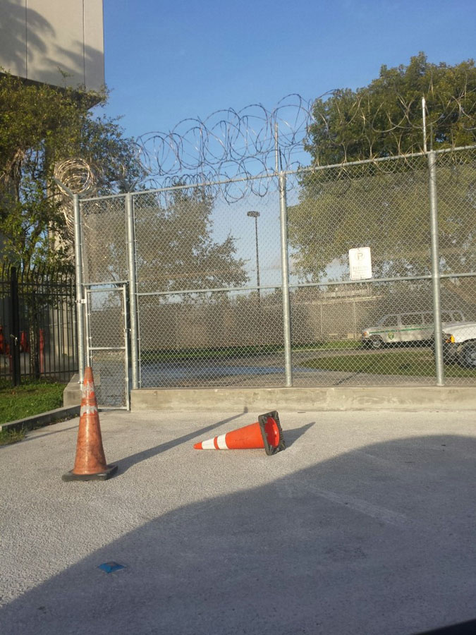 Dade County TGK Correctional Ctr located in Miami FL (Florida) 3